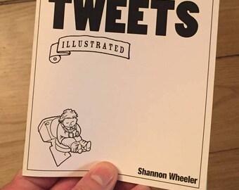 Trump Tweets Sampler Zine