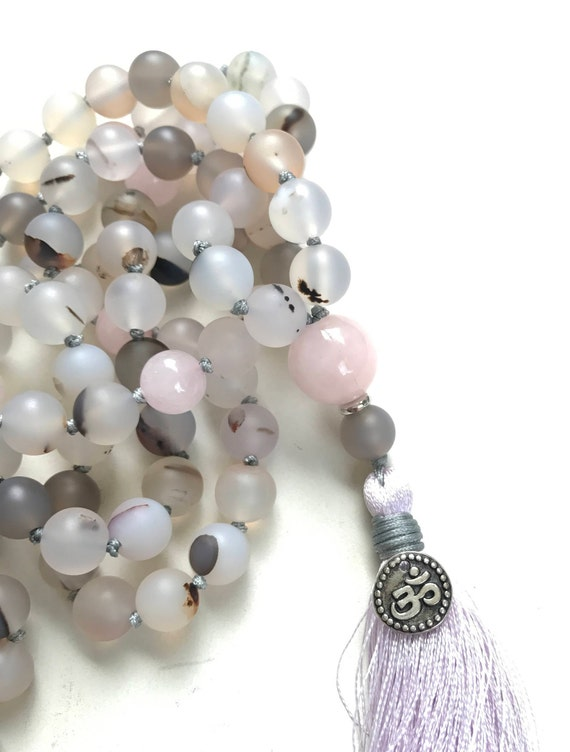 OM  Coin Charm, Charm For Mala Beads, Charm For Tassel On Mala Necklace