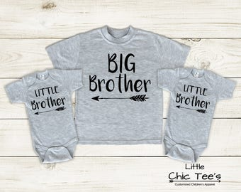 Twin big brothers | Etsy