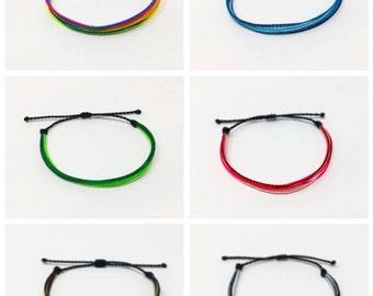 Bracelet Menorca Hilo Colors