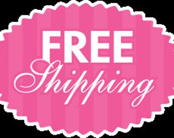 FREE SHIPPING CODE !! Please Read Description !!