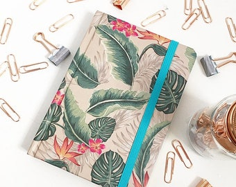 Tiki Palm notebook