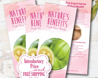 natural product brochure, plexus ingredients, plexus swag, plexus, brochure, free shipping