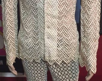 Wilson Pickett Owned and Worn Outfit