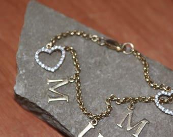A Lovely MUM bracelet   SKU1432