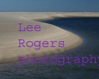 Cape Cod beach landscape #5 - Chatham, Mass