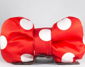Disney Inspired Minne Mouse Head Piece