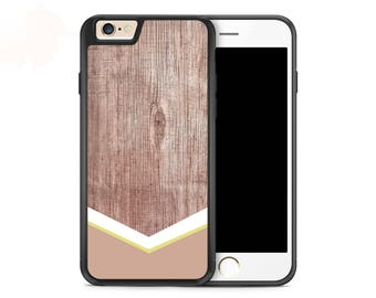 Wood Texture Case for iPhone 7 iPhone 7 Plus iPhone 6s iPhone 6s Plus iPhone 6 iPhone 6 Plus iPhone SE iPhone 5s iPhone 5c iPhone 4s