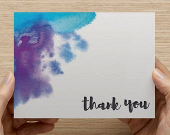 LimeLight Thank You Card Matte Finish