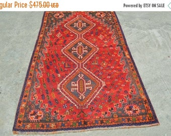 FUTHER SALE 40% DISCOUNT Vintage Three Medallion Traditional Carpet
