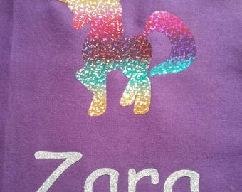 Children's personalised aprons 100% cotton