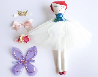 Into the Woods Dress up Doll