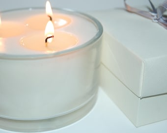 English Rose 3 Wick Candle