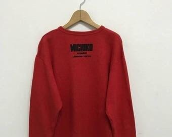 20% OFF Vintage Michiko Koshino Long Sleeve Shirt,Michiko Koshino Clothing