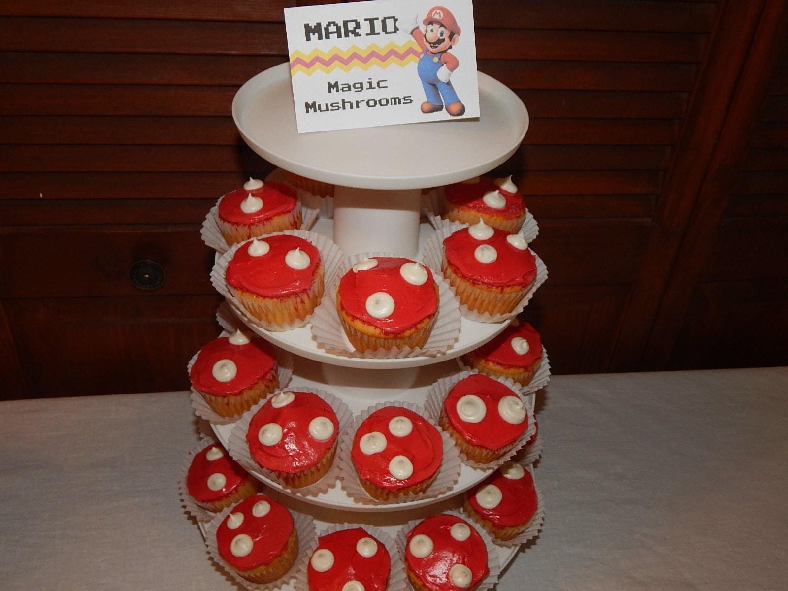 Marios Magic Mushrooms