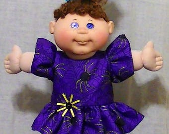 Halloween Doll Costumes for Cabbage Patch and American Girl dolls sizes 14, 16, and 18 inches