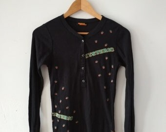 Rare Vintage Hysteric Glamour Women Long Sleeve Tshirt Size XS