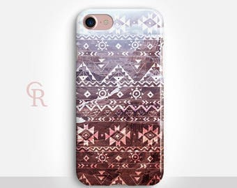 Tribal iPhone 7 Case For iPhone 8 iPhone 8 Plus - iPhone X - iPhone 7 Plus - iPhone 6 - iPhone 6S - iPhone SE - Samsung S8 - iPhone 5
