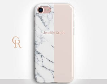 Custom Name Phone Case For iPhone 8 iPhone 8 Plus iPhone X Phone 7 Plus iPhone 6 iPhone 6S  iPhone SE Samsung S8 iPhone 5 personalised
