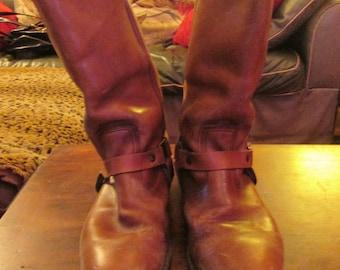 vintage men's boots size 10.5 D