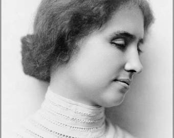 20% Off Sale - Poster, Many Sizes Available; Helen Keller C1904