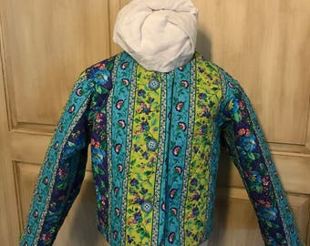 Children's quilted coat size 1T - 4T