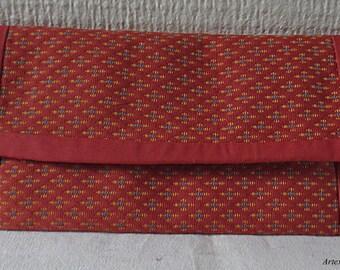 Tobacco pouch orange flowers/REF BL8