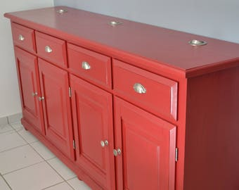 Low cabinet, console or chest