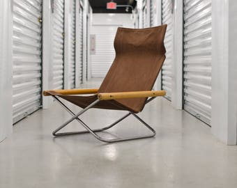 NY Sling Chair by Takeshi Nii