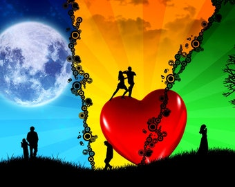 PSYCHIC KARMA READING Love Reading Twin Flame Reading Soul Mate Reading Eight Questions Answered Same Day by Email