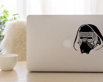 Kylo Ren Laptop decal