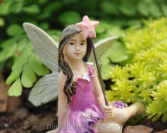 Fairy Josie for Miniature Garden, Fairy Garden.