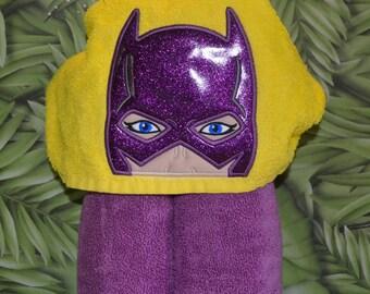 Hooded Towels -Heros