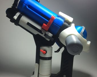 3D Printed Overwatch MEI Prop Gun - Free shipping-LED version available