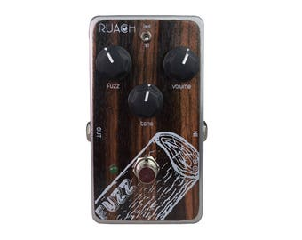 Ruach AF1 Woody Fuzz Guitar Effects Pedal