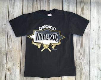 Chicago White Sox 1995 T Shirt Medium