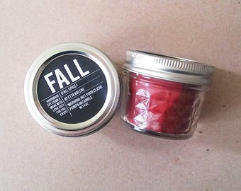 Fall Candle - Scented Soy Candle - Hand Poured Candle - Fall Gift - By Etta Arlene Candles