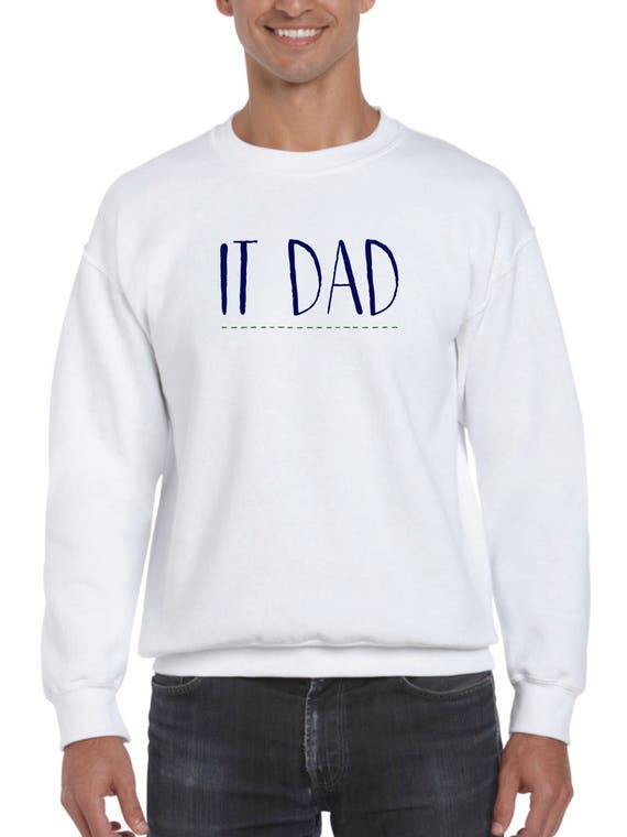 Men sweater IT DAD