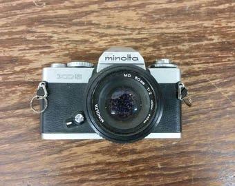 Minolta XD5 vintage camera