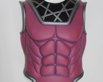 Gambit Breastplate Torso Cosplay X-Men