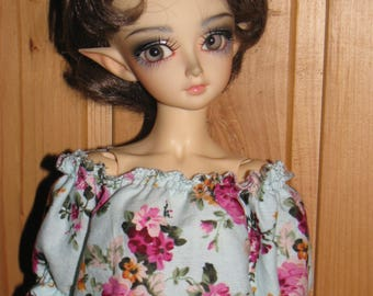 BJD msd clothes Blouse for MiniFee Fairyland