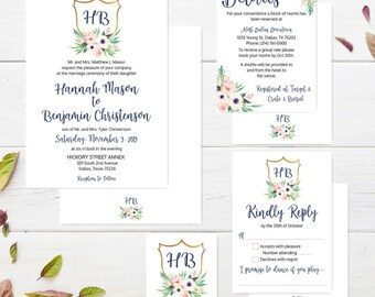 Wedding Invitations With RSVP Packages Cheap Kits Invitation Templates Wording