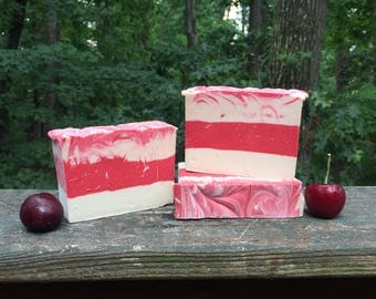 Cherry Scented Soap