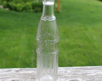 Vintage NEHI Beverages Bottling Co. Wichita Kansas KS Art Deco Soda Pop Bottle 1930s Rec US Patent Off 9 oz.
