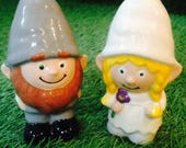 Custom Gnome Personalised Gnome Personalized Gnome Unique Wedding Gift His n Hers Gift One Gnome per order