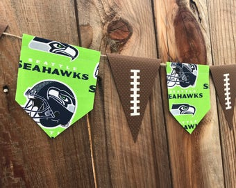 Seattle Seahawks NFL banner, banner, NFL, football, sports