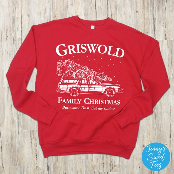 Griswold Family Ugly Christmas Sweater Christmas Vacation
