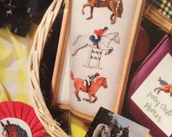 Horse And Pony Cross Stitch Charts