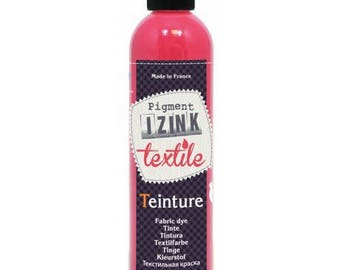 Textile dyeing best raspberry 250ml
