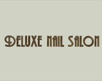 Deluxe Nail Saloon